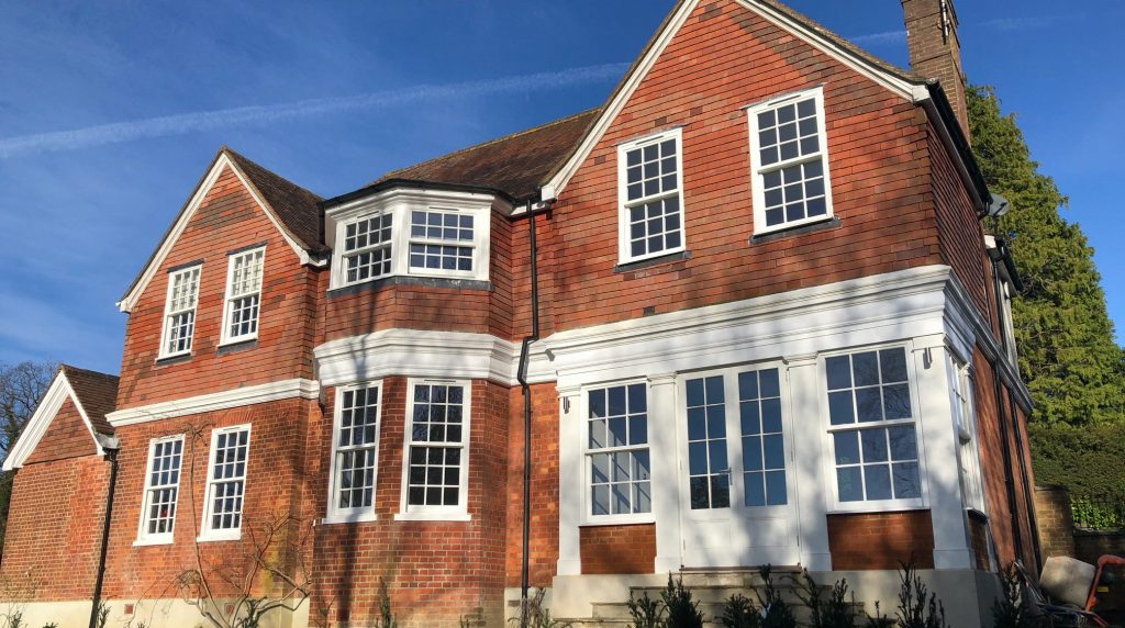 Charisma Rose Sash Windows Surrey