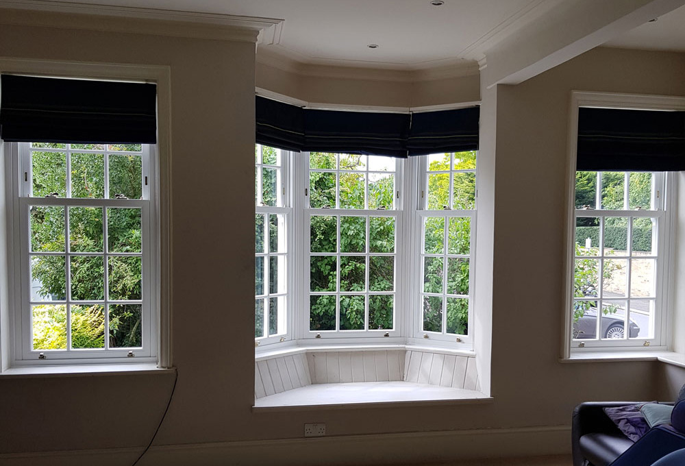 Sliding Sash Bow Windows Surrey