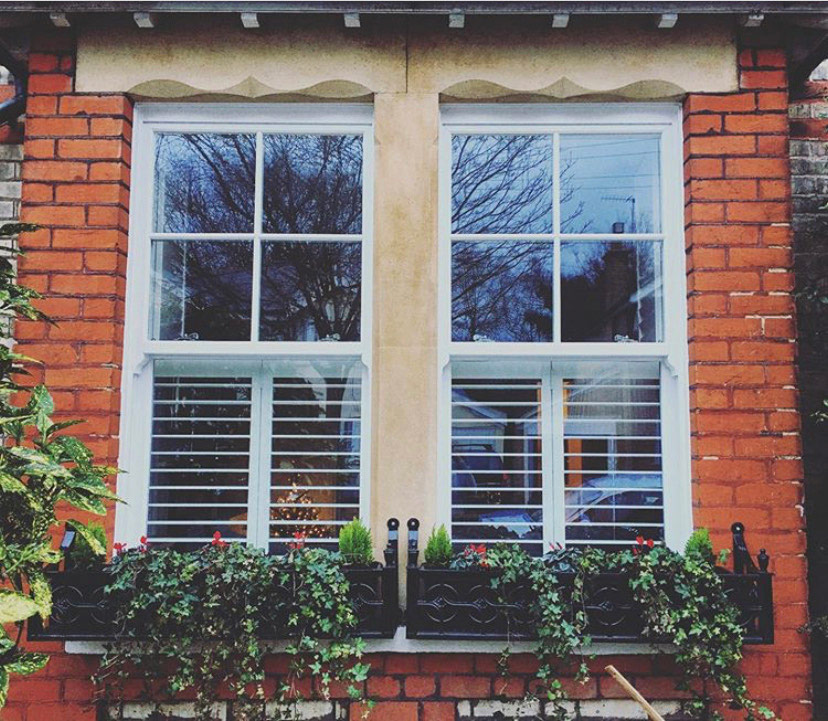Vertical Sliding Sash Windows Surrey