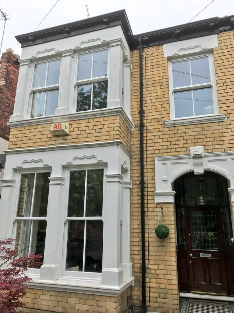 Heritage Sliding Sash Windows Surrey