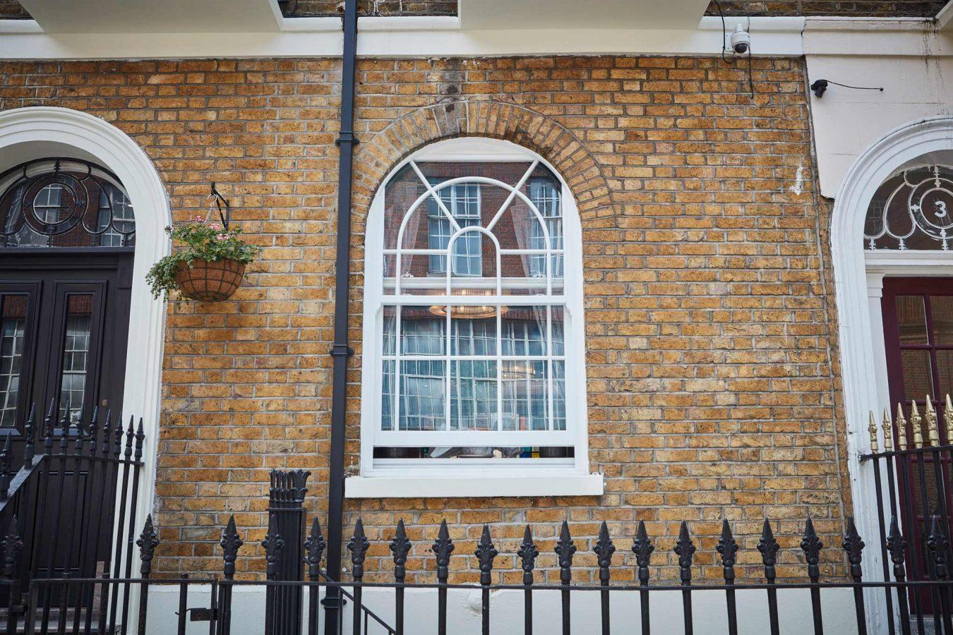 Heritage Sliding Sash Windows In Surrey