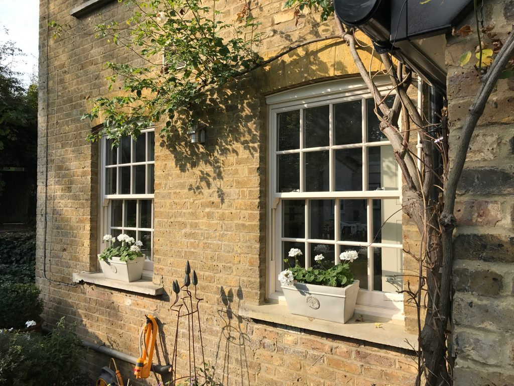 Ultimate Rose Sliding Sash Windows Surrey