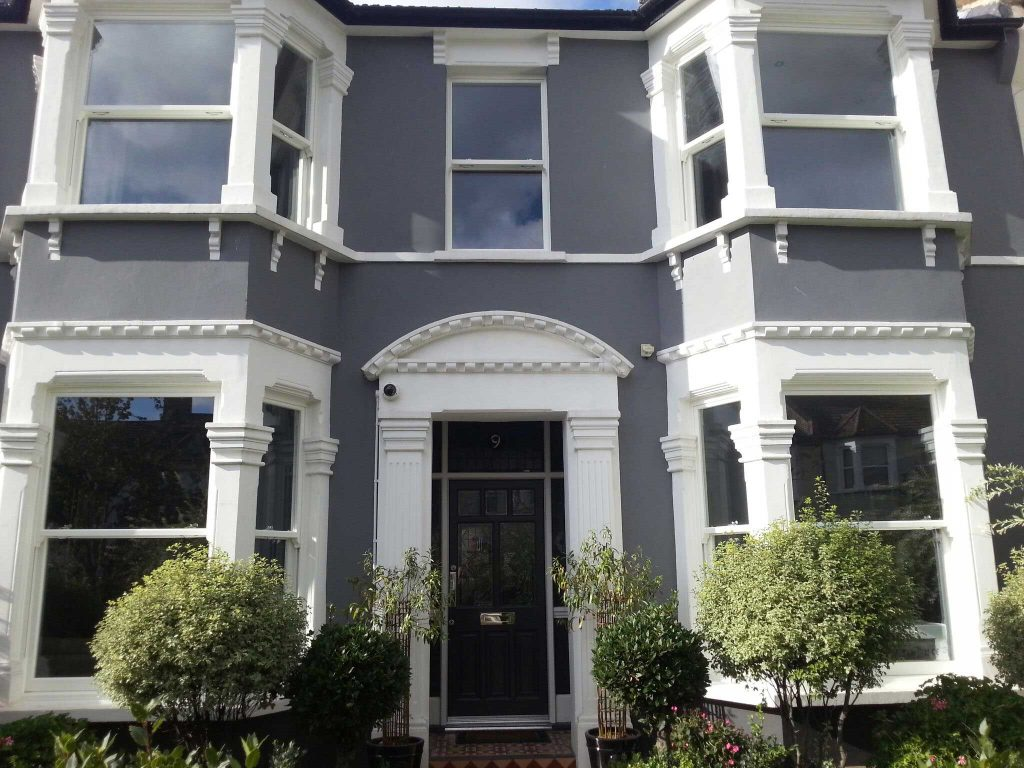 uPVC Sliding Sash Windows Surrey